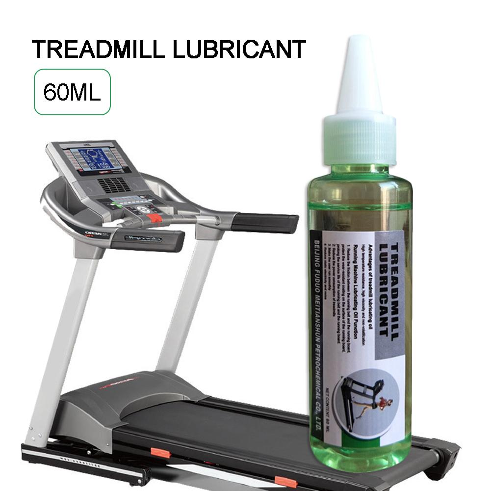 60ML Portable Treadmill Special Lubricant Treadmill Maintenance Silicone Oil Running Machine Lubricant Treadmill Accessories