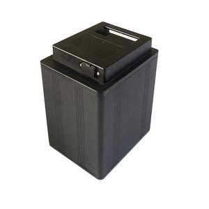 Image 1 - صندوق ألومنيوم عالي الجودة ببطارية 18650 مع غطاء بلاستيكي ABS