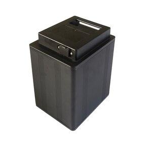 Image 1 - Caja de aluminio de batería 18650 de alta calidad con cubierta de plástico ABS