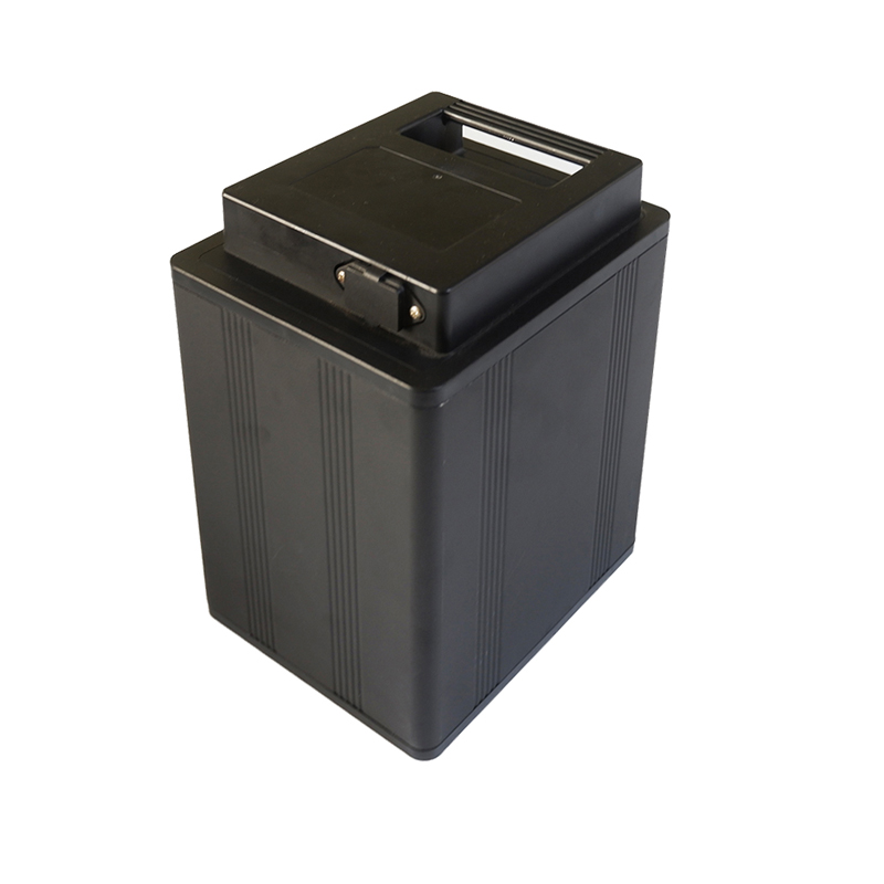High Quality 18650 Battery Aluminum Box With ABS Plastic Cover
