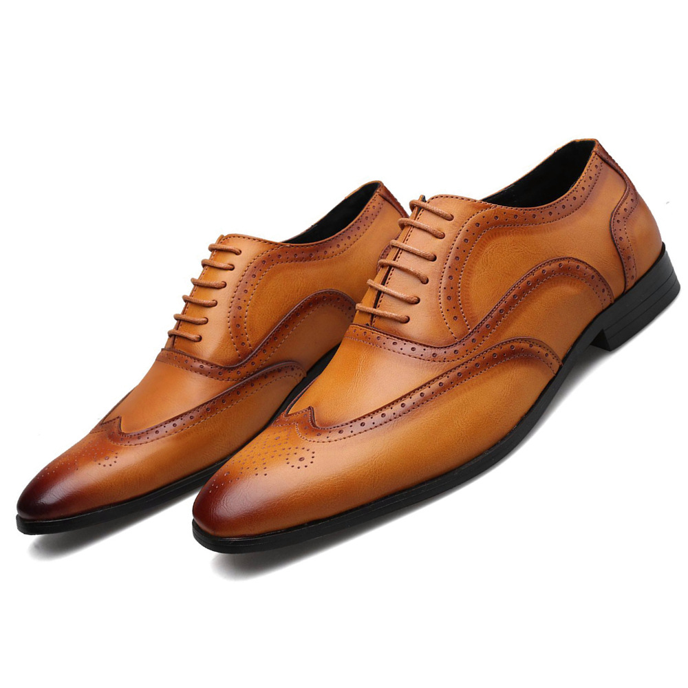 Business Comfortable Leather Shoe 15