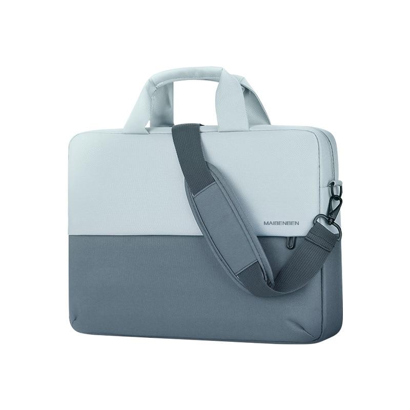 Сумка для ноутбука 13,3, 15,6, 14 дюймов, водонепроницаемая, для Macbook Air Pro, 13, 15 Сумки и чехлы для ноутбуков      АлиЭкспресс