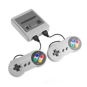 Retro Mini 8 Bit Video Game Console AV Output Handheld Game Player Built-in 621 Classic Games Video Game Console Birthday Gifts