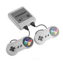 Retro Mini 8 Bit Video oyunu konsolu AV çıkışı el oyun oyuncu dahili 621 klasik oyunlar Video oyunu konsolu doğum günü hediyeler