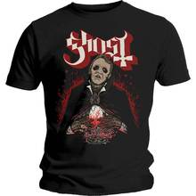 Ghost Danse Macabre Shirt S M L XL XXL Official Metal Rock Band T-Shirt Summer Style Hip Hop Men T Tops