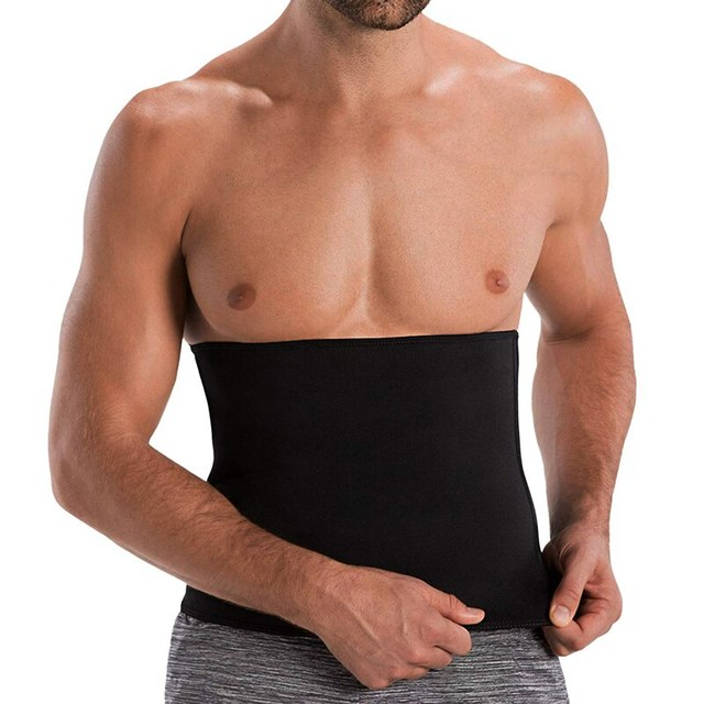 SFIT Compression Body  Belt Gym Slimming Belly waist support Belt  Burning Weight Loss Waist Sweat Trainer protector 1