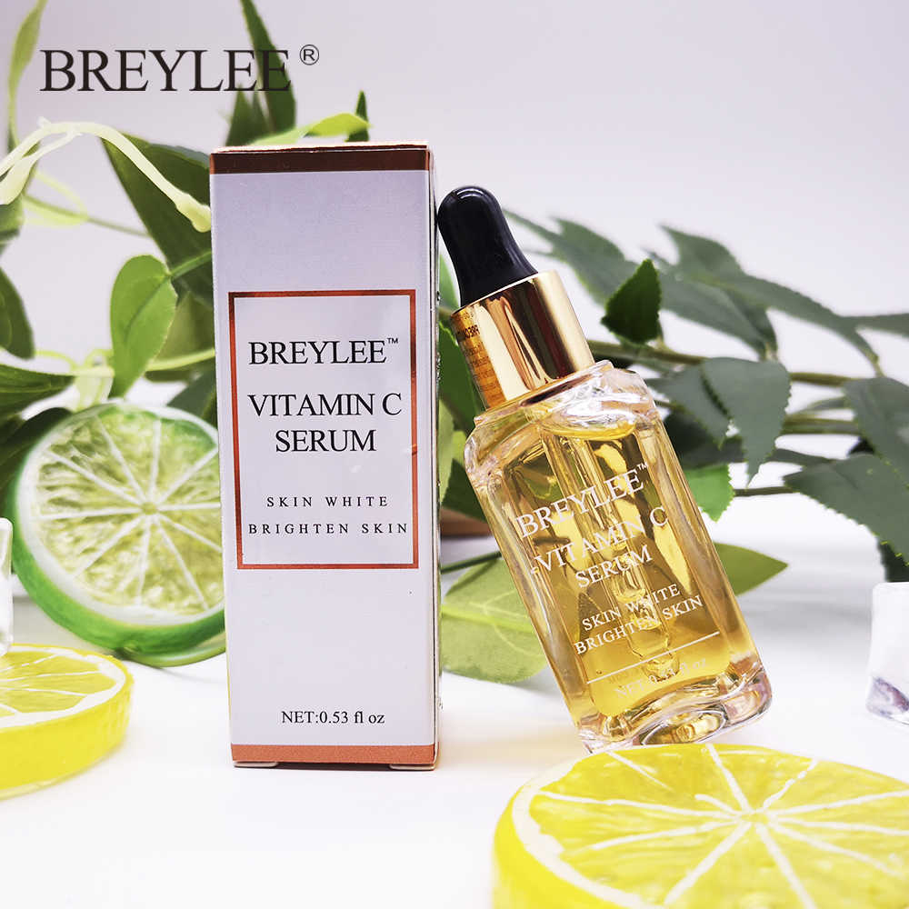 BREYLEE เซรั่ม Series Hyaluronic Acid Rose Vitamin C Whitening Retinol Firming 24 K Gold Soothing Repair Face Care