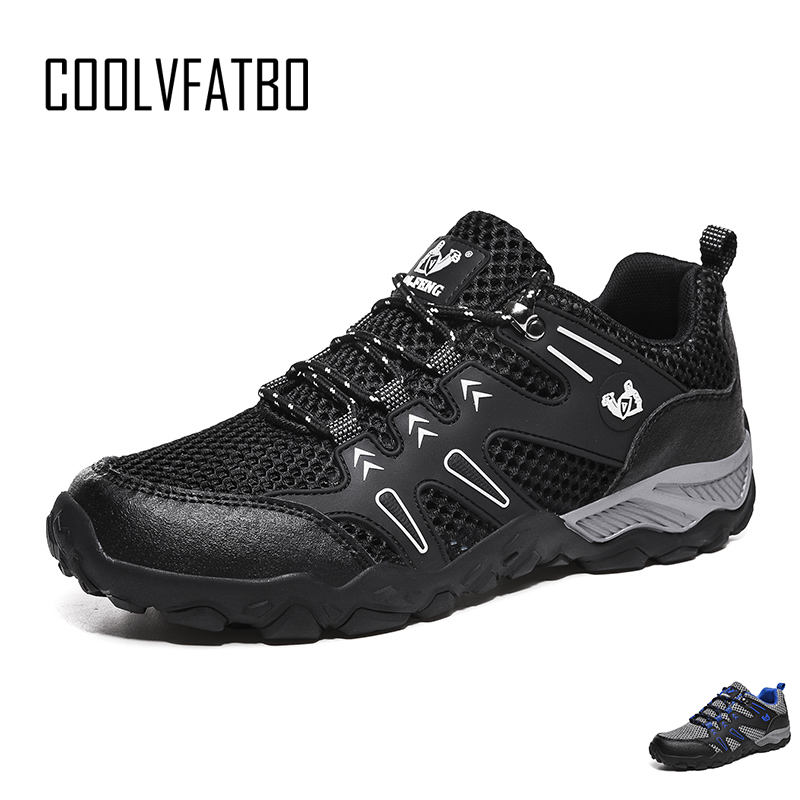 COOLVFATBO Big Size 47 Men Sneakers Casual Shoes Men Shoes Lightweight Comfortable Breathable Walking Sneakers Zapatillas Hombre