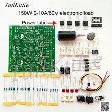 DIY LM324 אלקטרוני עומס כוח 150W פשוט אלקטרוני עומס ערכת 72V2A/15V10A מעצב אלקטרוני
