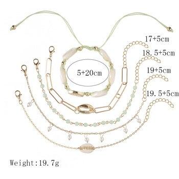 Achat Bracelet coquillage bohème pas cher