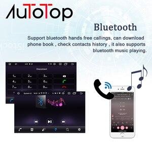 """Image 4 - AUTOTOP 2 Din Android 9.0 araç DVD oynatıcı GPS için Opel Vauxhall Astra Meriva Vectra Antara Zafira Corsa Agila 7 """"GPS radyo oynatıcısı yok DVD"""