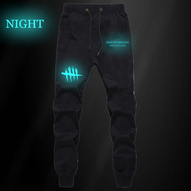 DEAD BY DAYLIGH LUMINOUS SWEATPANTS (2 VARIAN)