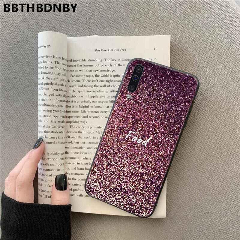 الفاخرة الوردي الماس مخصص صور لينة fundas الهاتف حقيبة لهاتف سامسونج ملاحظة 3 4 5 7 8 9 10 برو A7 2018 A10 A40 A50 A70 J7 2018
