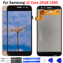 Original Lcd For Samsung Galaxy J2 Core 2018 Display J260 J260M LCD Display With Touch Screen Digitizer Assembly J260F Display original genuine lcd screen display with touch digitizer assembly for samsung galaxy s5 active g870a g870 ship by dhl ems