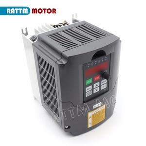 Image 3 - 2021 neue art 3KW Wechselrichter & Konverter 3KW Variabler Frequenz VFD Inverter 4HP 220V für CNC Spindel motor speed control