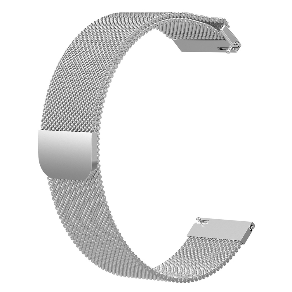 Elegant watch strap Milanese Loop Bracelet For Garmin Vivoactive 3 Vivomove HR Vivoactive 3 Music Replacement Band Watchband in Smart Accessories from Consumer Electronics