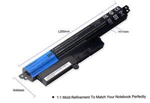 Image 3 - KingSener batterie cellule coréenne A31N1302, pour ASUS VivoBook X200CA X200MA X200M X200LA F200CA X200CA R200CA A31LMH2 A31LM9H