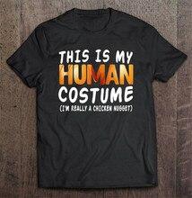 Funny T Shirt I Am Not A Nugget Birthday Joke tee Gift Novelty tshirt T-SHIRT