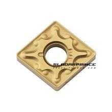 10pcs CNMG120408-MA UE6020 100% original external Turning tool carbide insert lathe cutter tools