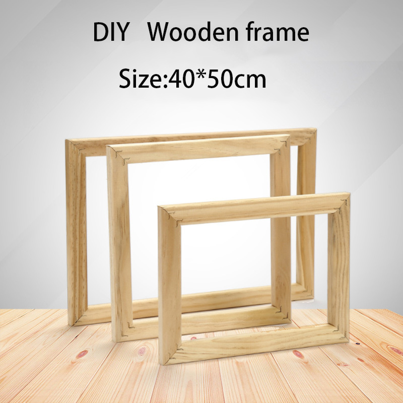 Solid Wood Frame Picture Frames Wall