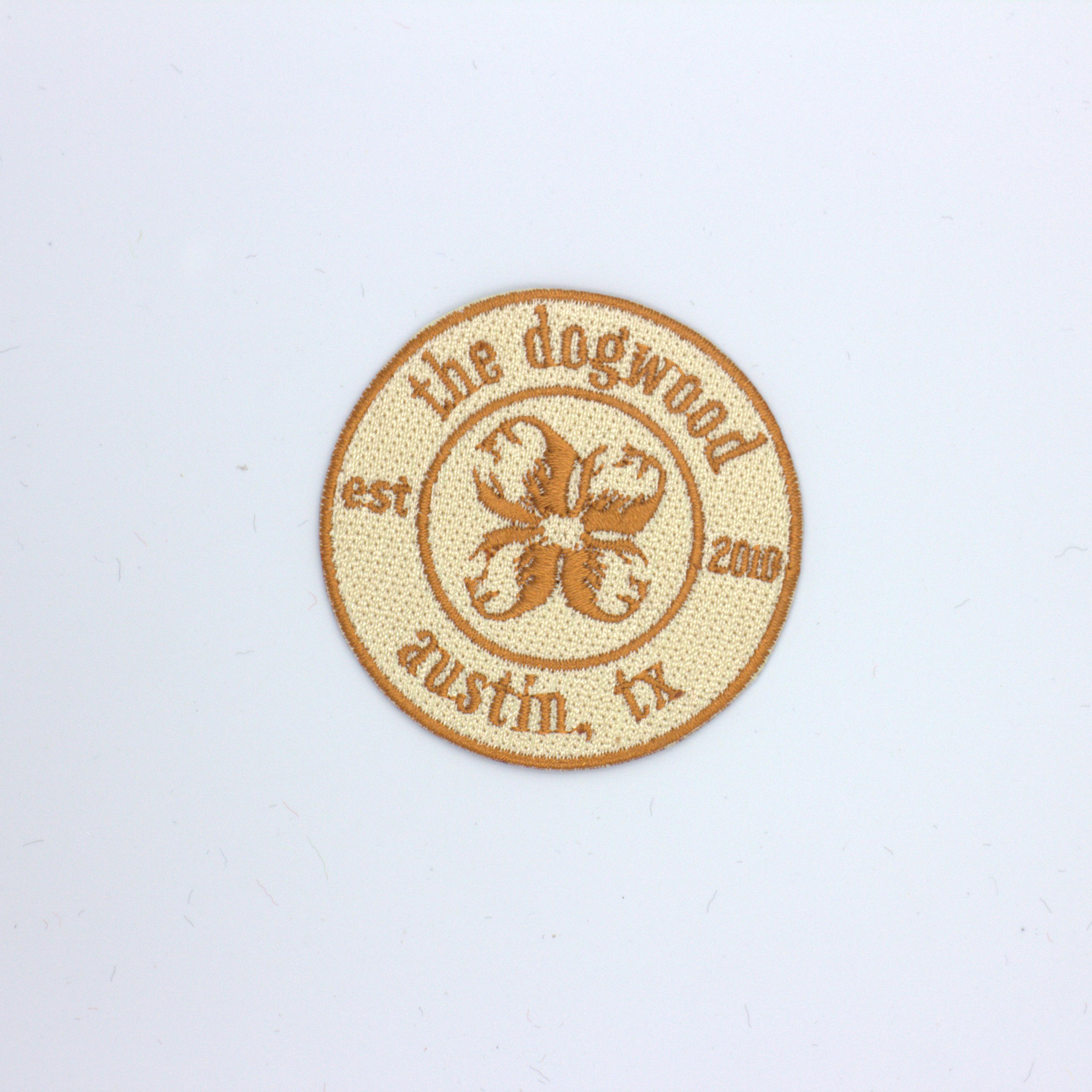 Negócio personalizado da empresa feita sob encomenda do monograma seu nome do logotipo ferro no remendo boa vinda para enviar sua arte finala para nós personalizar 6