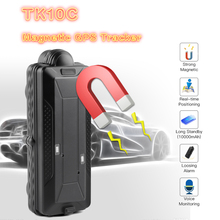 Best 4G GPS Vehicle Tracker 4G LET TK10C GPS Car Tracking Built-in Motion Sensor To Save Power Anti-theft GPS Location Tracking cheap Haoday Internet Connected 155*59*35mm Under 2 Inches 30 Hours Up North America Waterproof