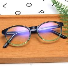 HL9338 Fashion Women Eyeglasses Frame Men TR90 Glasse Retro gafas mujer/hombre Luxury Design Glasses