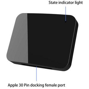 Image 4 - 30pin Bluetooth 5,0 Unterstützung A2DP 30 Pin Stereo Audio Adapter Musik Empfänger Für Bose SoundDock II 2 IX 10 Tragbare lautsprecher