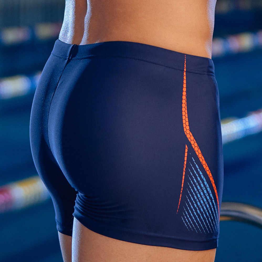 361 Men Swimsuit Quick Dry Swimming Trunks Male Tight Swim Shorts Boxer Swimwear for Men Plus Size Sexy Swim Brief Boys Swimsuit