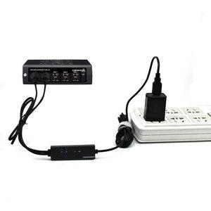 Беспроводной Bluetooth MIDI-адаптер Bluetooth 5-pin MIDI-адаптер для дома и жизни