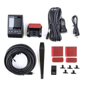 Image 5 - A129 Pro Duo VIOFO 4K Dual Dash Cam Ultra HD 4K für Straße Vorne Neueste 4K DVR super Nachtsicht auto kamera mit GPS und HK3