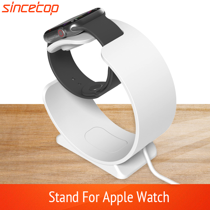 Charger Dock Station Holder Watch Band Mount Stand For Apple Watch Series 1 2 3 4 5 44 40 42 38mm Charging Smart Watch Bracket