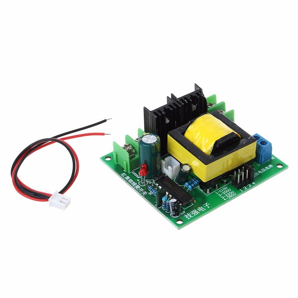 150W Inverter Boost Board Transformer DC-AC Converter 12V to 110V 200V 220V 280V