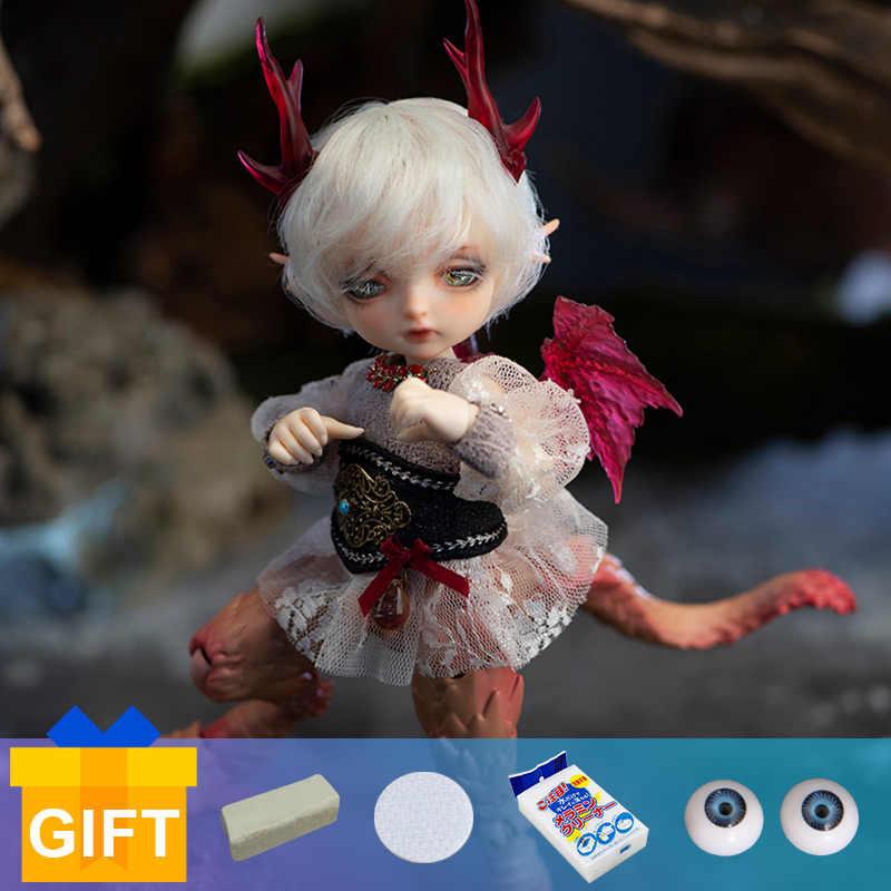 Muñeca BJD 1/7 de RealFee Renny de Fairyland, muñecas articuladas bjd de cuerpo de resina, juguetes para niñas, regalo de cumpleaños