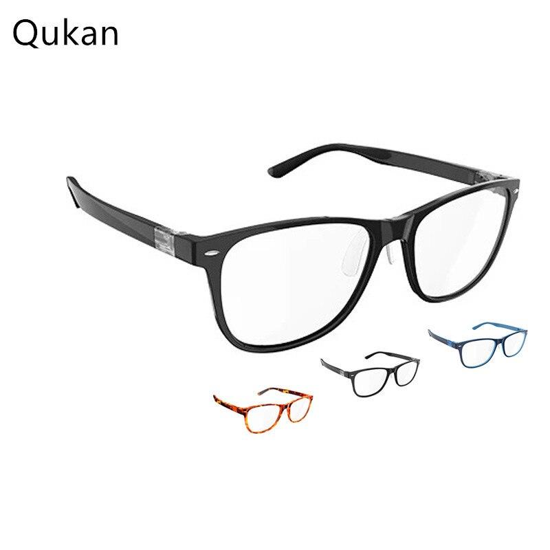 Съемное защитное стекло против синего излучения Youpin Qukan W1/B1, защита для глаз для мужчин, женщин, для игр, телефона/компьютера/игр