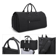 Business Large Capacity Men Oxford Handbags Outdoor Sports Luggage Storage Bag D