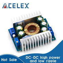 DC-DC High Power Low Ripple 12A Adjustable Step-down Module 95% Efficient Car Power Module