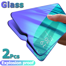 2PCS HD Full Cover Tempered Glass For Xiaomi Redmi Note 9 8 Pro Screen Protector For Redmi 9 9A Note 8T 9S Protective Glass Film