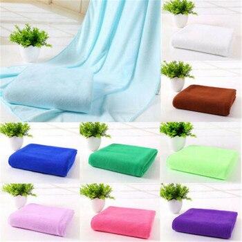 70x140cm Microfiber Absorbent Swimming Towels Drying Bath Beach Towels Washcloth Swimwear Shower Towels
