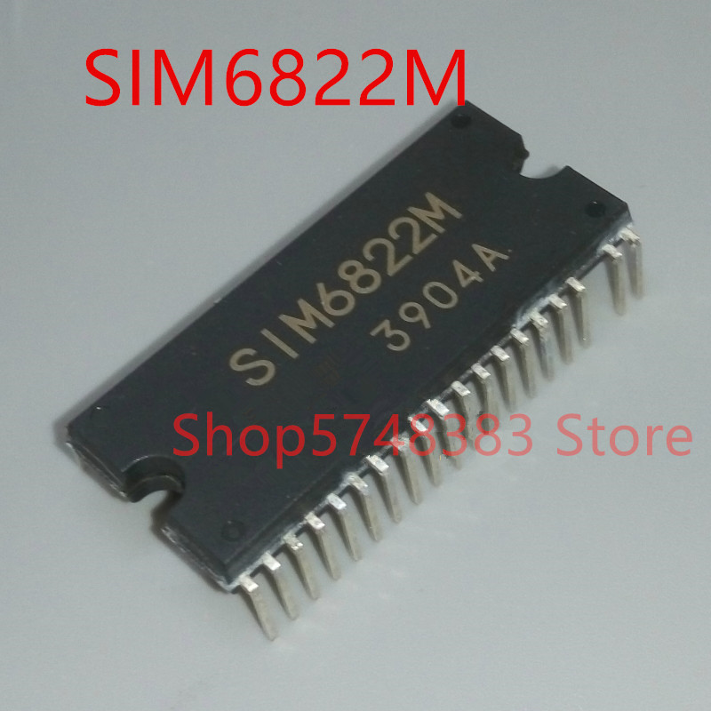 1PCS/LOT New Original SIM6822M SIM6822 DIP