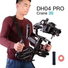 DH04 PRO 3 محور مثبت أفقي الربيع المزدوج مقبض 4.5 كجم الدب مع حزام ل RONIN S Ronin SC رافعة 3S & LAB رافعة 3 موزا الهواء 2