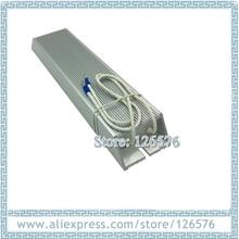 Мощность 200 Вт 300 Вт 400 Вт любое сопротивление проволочной обмотки Алюминиевый резистор тормоза инверторный резистор торможения
