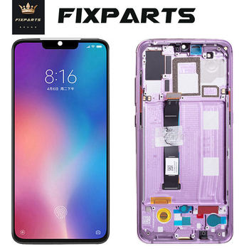 TFT LCD for Xiaomi Mi 9 LCD Display Touch Screen Digitizer MI 9 Replacement Parts Display Mi9 Phone For Xiaomi Mi9 LCD Screen