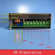 MPPT Солнечный контроллер заряда 110V50A понижающий заряд всех видов батареи 84V72V60V48V36V24V12V литиевый регулируемый ток