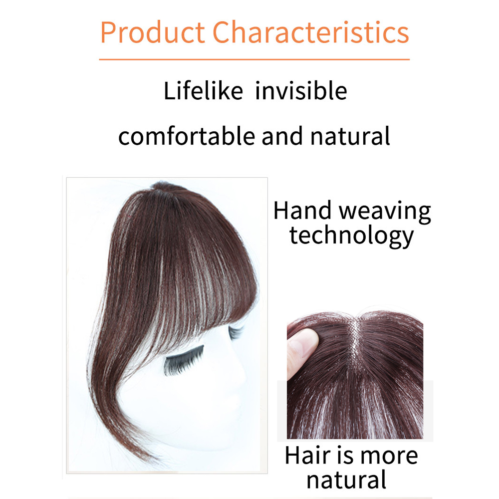 Salonchat 100% grampo de extensão de cabelo,