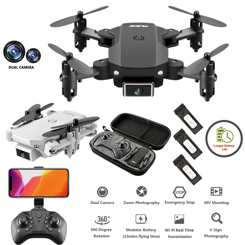 lowest price S66 Mini Drone Remote Control Drone Hd 4K Camera Aerial Photography Professional Four-axis Aircraft Folding Aircraft Model