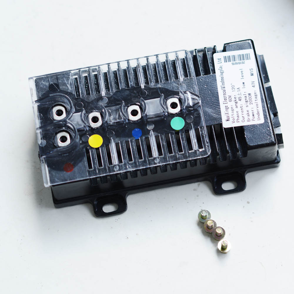 M1S EEC COC Citycoco Controller 1500W 2000W Computer Board 60V