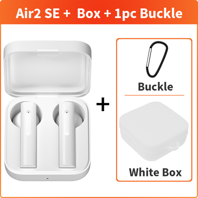 Original Xiaomi Air 2 SE Wireless Bluetooth Earphone TWS Mi True AirDots SE Earbuds Touch Control Headset With Box