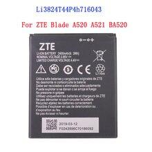 100% Высокое качество 2400 мАч li3824t44p4h716043 батарея для
