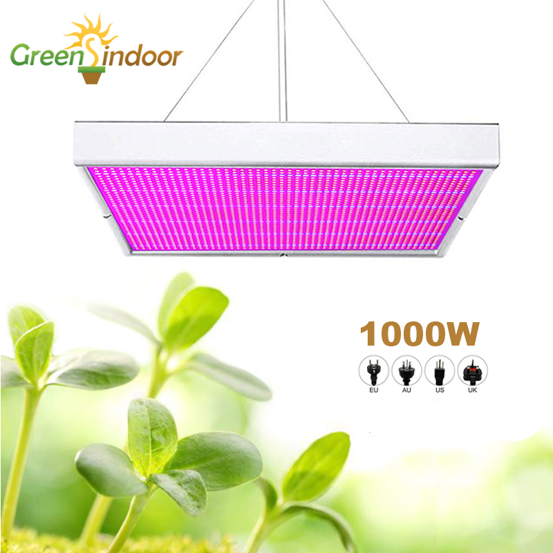 Phyto Lamp 1000W 1365 Leds Grow Light Full Spectrum Lamp For Plants Grow Tent Lights For Plant Flowers Indoor Fitolamp Fitolampy